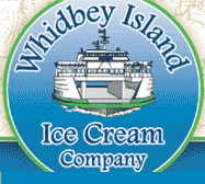 Whidbey Island Ice Cream